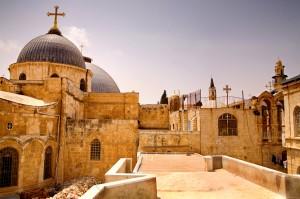 Jeruzalem, Heilige Grafkerk, Israël