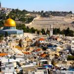 Jeruzalem bezoeken, Israël
