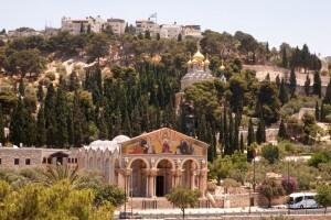 Olijfberg, Jeruzalem, Israël