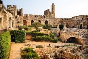 Jeruzalem, Toren van David, Israël