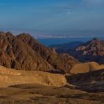 Eilatgebergte, Eilat, Israël, Negevwoestijn