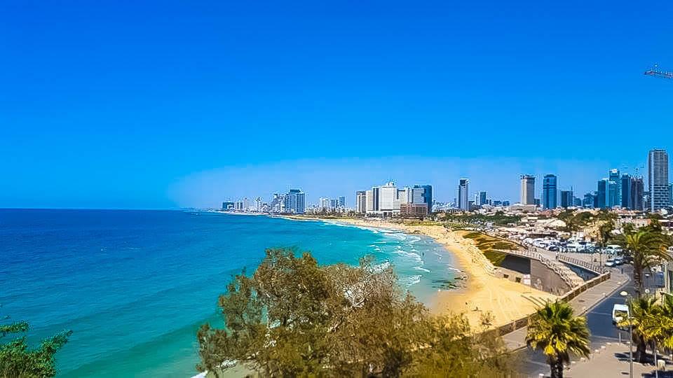 Vakantie in Tel Aviv, Israël