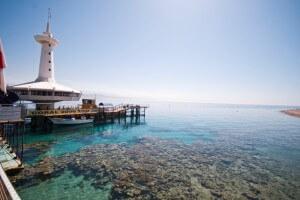 Coral World Underwater Observatory, Eilat, Israël