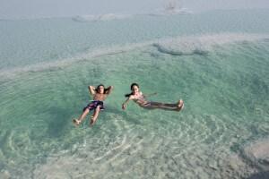 Dode Zee, vakantie in Israël