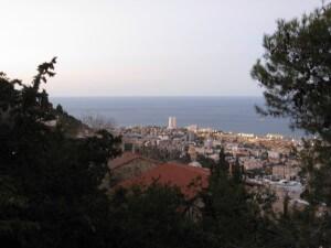 Haifa, vakantie in Israël