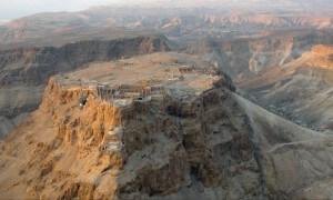 Dode Zee, vakantie in Israël, Massada, Masada