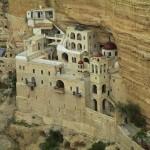 St George, Dode Zee, vakantie in Israël
