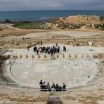 caesarea, amfitheater, Israël