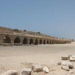 caesarea, aquaduct, Israël