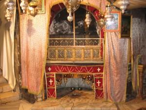 Geboortekerk, Bethlehem, vakantie in israël