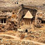 Kidrondal opgravingen, vakantie in Israël