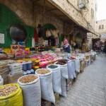 Markt Hebron, vakantie in Israël