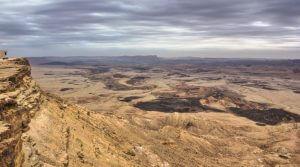 Mitspe Ramon, INT, Israel National Trail, vakantie in Israël