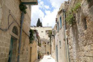 Nazareth, Bijbelse plaatsen, vakantie in Israël
