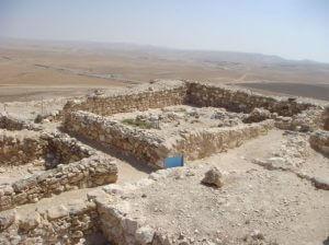 Tel Arad, vakantie in Israël
