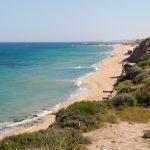 Askelon strand, vakantie in Israël
