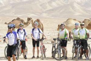 Fietvakantie in Israël, fietsen, vakantie