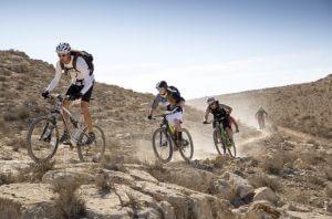 Fietsvakantie in Israël, fietsen, vakantie, Negevwoestijn
