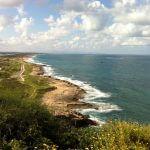 Naharia uitzicht, ontdekkingstocht, vakantie in Israël