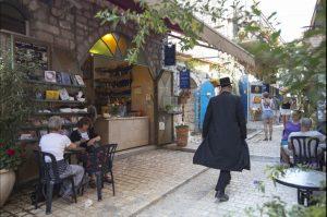 Safed bezienswaardigheden, vakantie in Israël