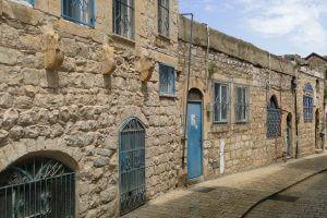 Safed geschiedenis, vakantie in Israël