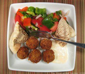 falafel, joodse cultuur, vakantie in Israël