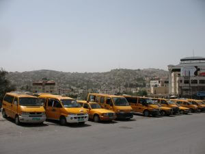 vervoer, taxi, vakantie in Israël