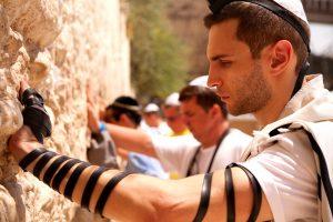 tefilin joodse cultuur, vakantie in Israël