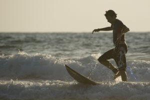 Surfen, vakantie in Israël, outdooractiviteiten