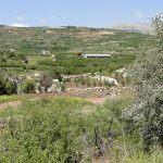 wandelen fietsen Mount Hermon, vakantie in Israël
