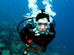 Zonvakantie in Israël, type vakantie, activiteiten, duiken