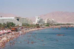 Zonvakantie in Israël, type vakantie, Eilat